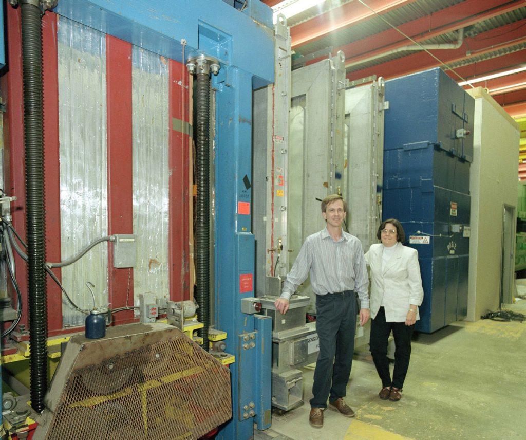 DONUT detector at Fermilab