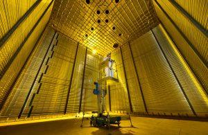 Inside ProtoDUNE at CERN
